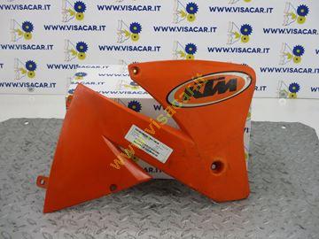 Immagine di CARENA LATERALE DX MOTO KTM KTM EXC 520 -2001-