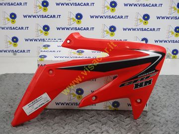 Immagine di CARENA LATERALE DX MOTO HONDA CRF-HM 250R CROSS -2008-