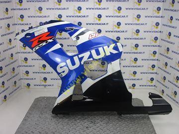 Immagine di CARENA LATERALE SX MOTO SUZUKI GSX-R 750 -2004-