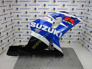 Immagine di CARENA LATERALE DX MOTO SUZUKI GSX-R 750 -2004-