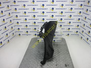 Immagine di PEDANA APPOGGIAPIEDI DX MOTO PIAGGIO EVO X7 300 -2011-
