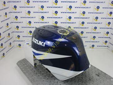 Immagine di SERBATOIO MOTO SUZUKI GSX-R 750 -2004-