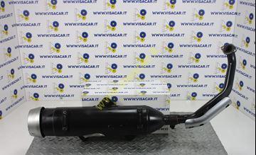 Immagine di TERMINALE SCARICO MOTO KYMCO XCITING 500 -2005-