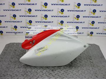 Immagine di CARENA POSTERIORE LATERALE DX MOTO HONDA CRF-HM 250R CROSS -2008-