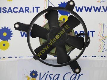 Immagine di VENTOLA RAFFREDDAMENTO RADIATORE MOTO HONDA SILVERWING 600cc -2003-