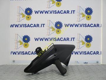 Immagine di PIASTRA APPOGGIAPIEDE POSTERIORE DX MOTO HONDA SILVERWING 600cc -2003-