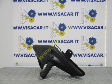 Immagine di PIASTRA APPOGGIAPIEDE POSTERIORE SX MOTO HONDA SILVERWING 600cc -2003-