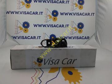 Immagine di PIASTRA APPOGGIAPIEDE ANTERIORE DX MOTO YAMAHA WR 125cc -2005