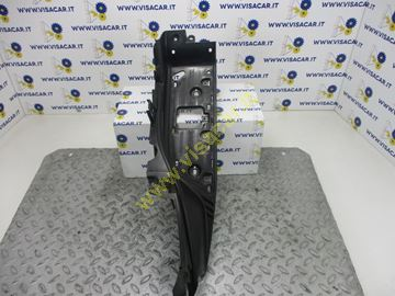 Immagine di PEDANA APPOGGIAPIEDI DX MOTO YAMAHA T-MAX 500 -2001-