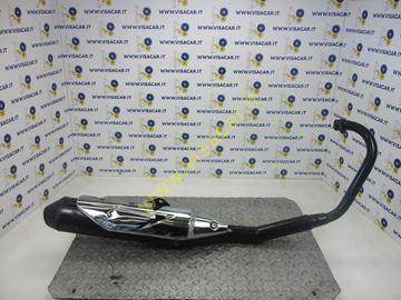 Immagine di TERMINALE SCARICO MOTO HONDA CBF 125 -2011-