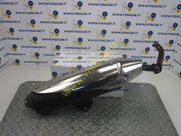 Immagine di TERMINALE SCARICO MOTO APRILIA ATLANTIC 200 -2003-