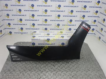 Immagine di CARENA LATERALE INFERIORE DX KYMCO XCITING R 300 I -2008-