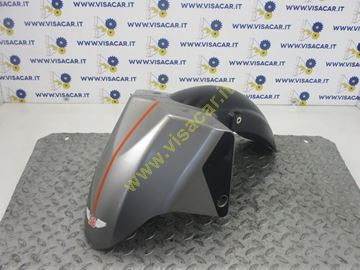 Immagine di PARAFANGO ANTERIORE MOTO KYMCO XCITING R 300 I -2008-