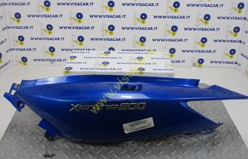 Immagine di CARENA POSTERIORE LATERALE DX MOTO KYMCO XCITING 500 -2005-