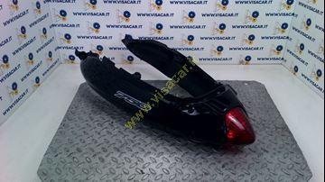 Immagine di CARENA CODINO POSTERIORE MOTO SUZUKI GSX-F 750 -1999-