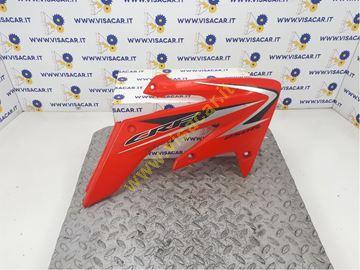 Immagine di CARENA LATERALE DX MOTO HONDA CRF 250 R -2008-