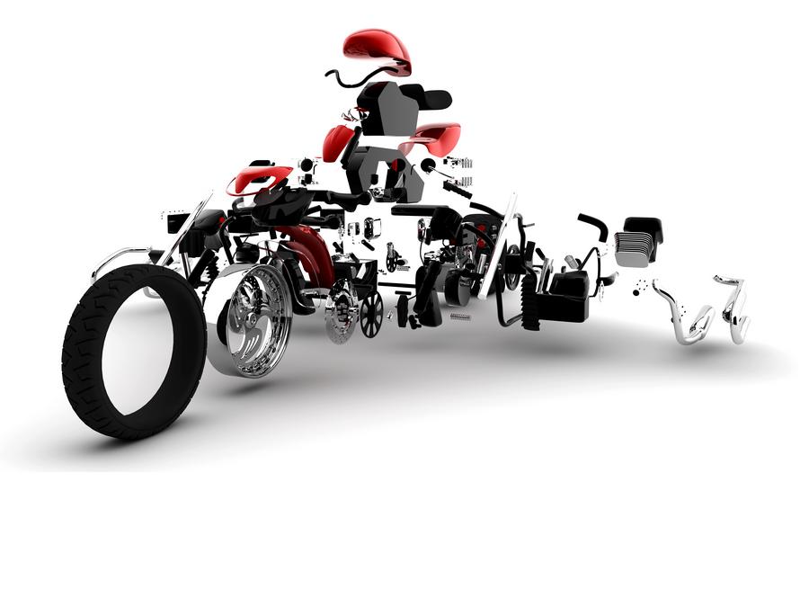 Immagine per la categoria RICAMBI MOTO E MICROCAR USATI