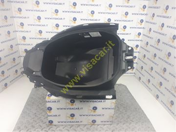 Immagine di VASCA SOTTOSELLA MOTO YAMAHA N-MAX 125ie ABS