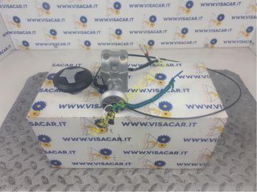 Immagine di BLOCCHETTO ACCENSIONE CON CHIAVE MOTO YAMAHA N-MAX 125ie ABS