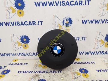Immagine di AIRBAG VOLANTE (LATO GUIDA) BMW SERIE 1 / SERIE 2 / SERIE 3 / SERIE 4 /  SERIE 5 / X5  ( F10 / F20 / F21 / F22 / F30 / F31 / F36 / F85 ) M SPORT
